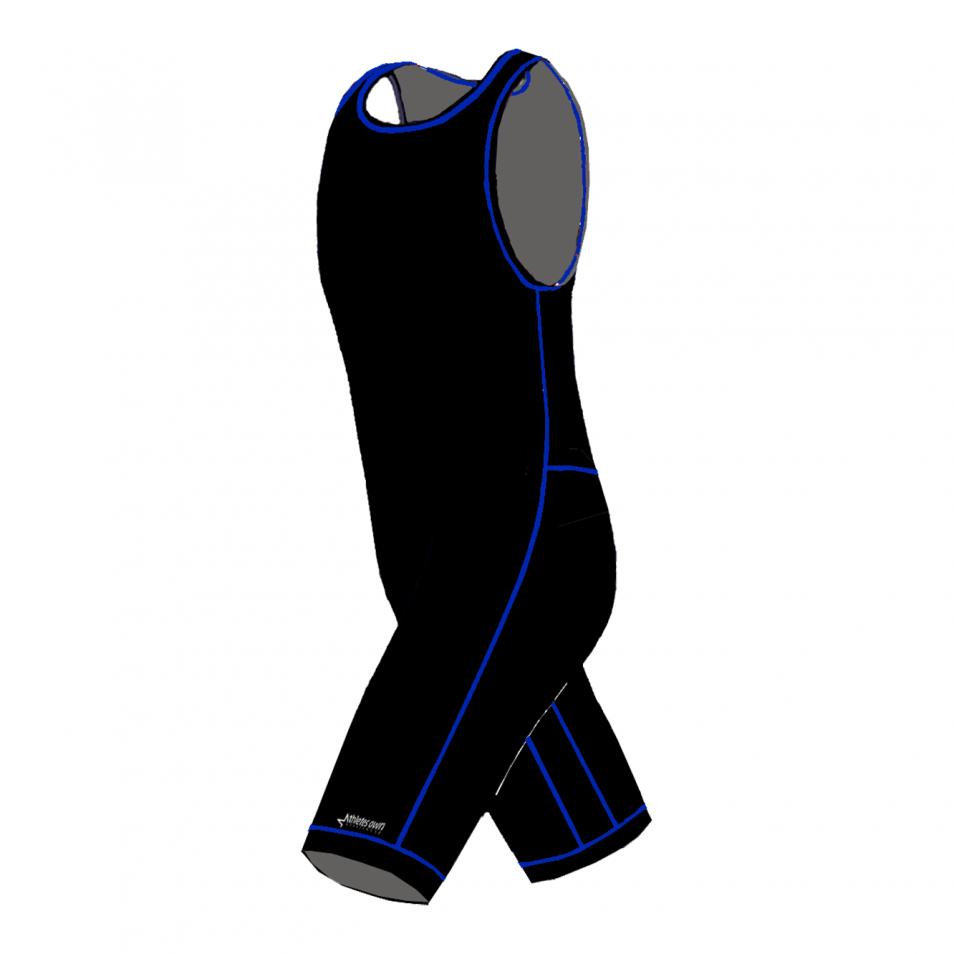 Basic Black_blue M_SIDE