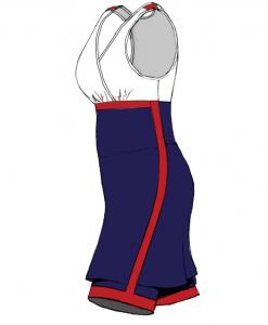 Rowing dress