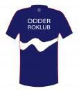 Odder Roklub_T-shirt-BACK