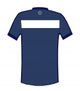 Sorø Roklub-T-Shirt-B- BACK