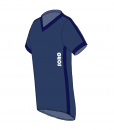 Sorø Roklub-T-Shirt- SIDE