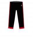 RIO Capris_Black_ red-white-Unisex_FRONT