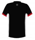 RIO T-shirt-Black_ red-white-Unisex_BACK