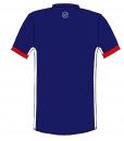 RIO T-shirt- Marine_ Red-White-Unisex_BACK