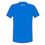 Nietsche  T-shirt- Azur-Back