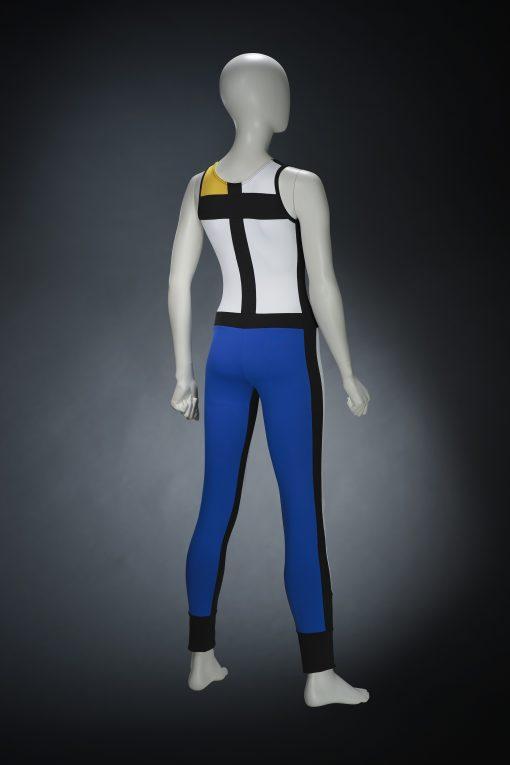Paris Combat Jumpsuit – W – Bagside
