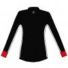 RIO T-shirt L.S.- Black_red-white-Unisex_BACK
