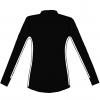 RIO T-shirt L.S.- Black_white-white-Unisex_BACK